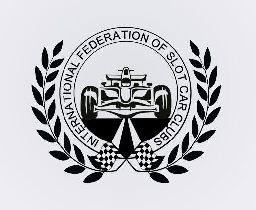 Ines Rojo » Logo International Federation of Slot Car Clubs