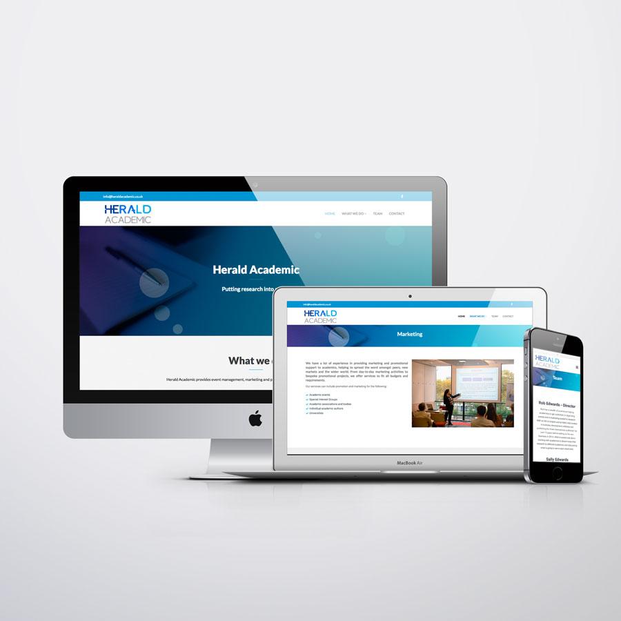 Academic Website
