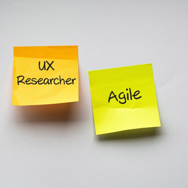 UXR in Agile teams